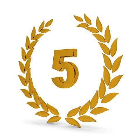 5 lat